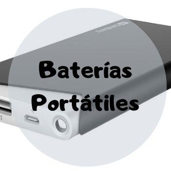 baterías portátiles