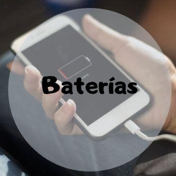 baterias para movil